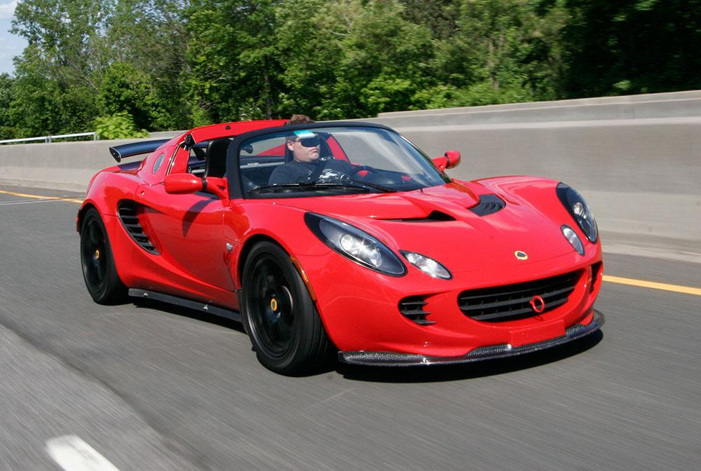 Rent A Lotus Elise Turbo Available For Rent In The New
