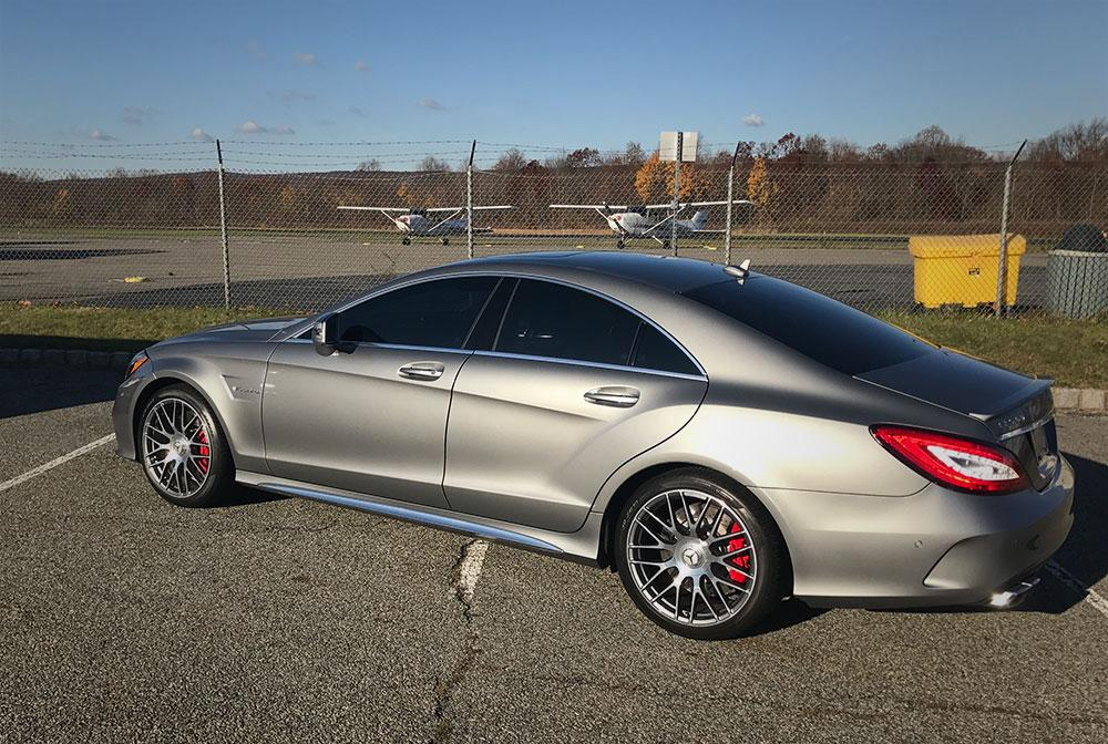Rent a mercedes benz cls63 amg s available for rent in for Mercedes benz rental nyc